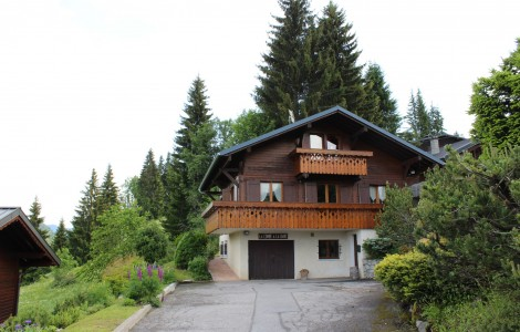 Chalet combe aux dames – stunning views